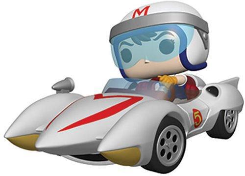Фигурка Funko POP Rides: Speed Racer – Speed Racer Wiyh The Mach 5 фигурка funko pop rides speed racer спиди на машине 45098