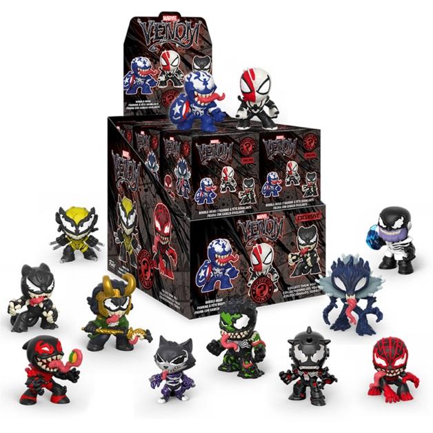 Фигурка Funko POP Marvel: Venom – GameStop Exclusive Mystery Minis Blind Box (1 шт. в ассортименте) фото