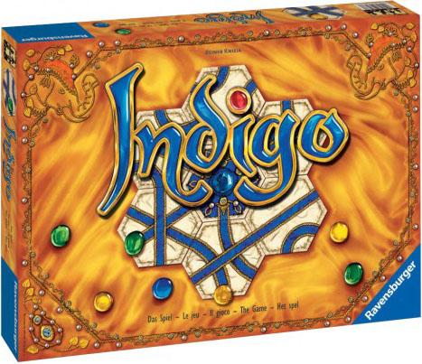 Настольная игра Indigo