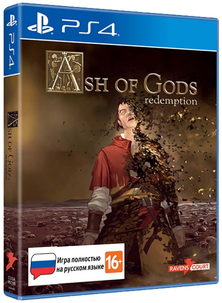 Ash of Gods: Redemption [PS4] фото