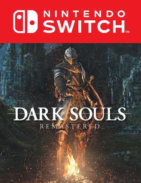 Dark Souls: Remastered [Switch, Цифровая версия] (Цифровая версия) фото