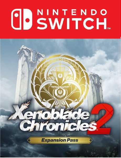 Xenoblade Chronicles 2. Expansion Pass [Switch, Цифровая версия] (Цифровая версия) фото