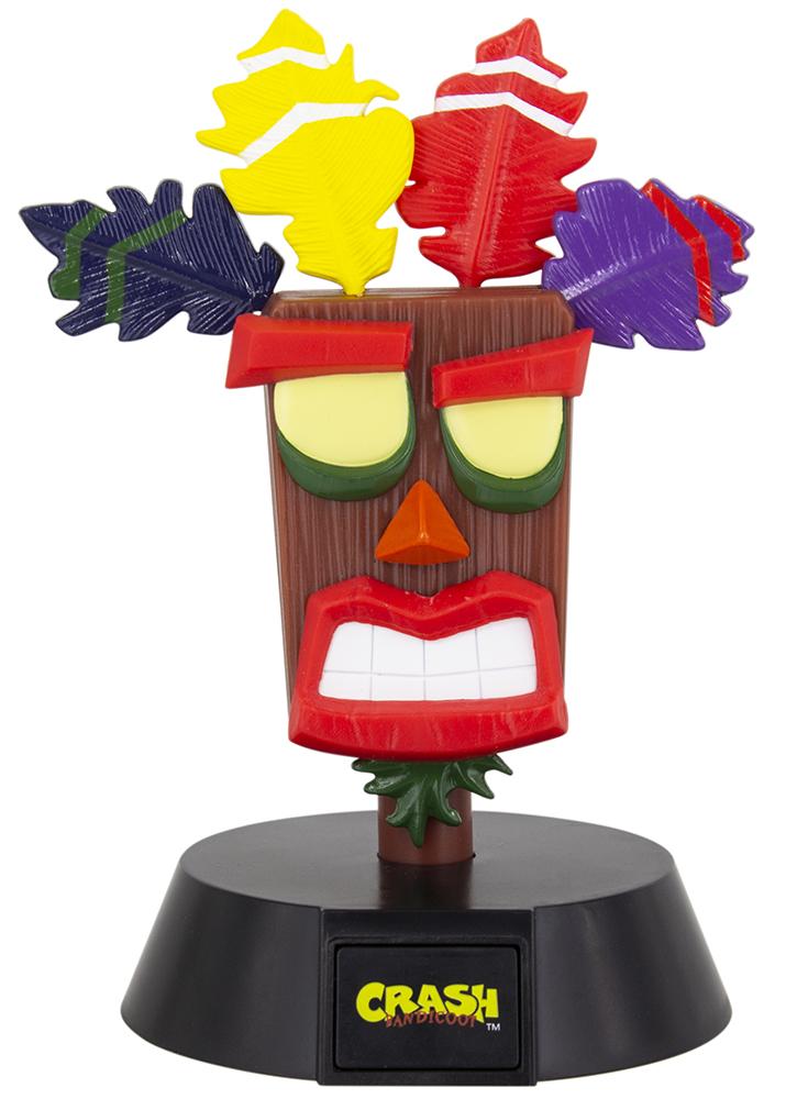 Светильник Crash Bandicoot: Aku Aku Icon Light фото