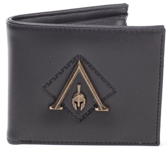 Кошелек Assassins Creed: Odyssey – Metal Logo Badge Premium Bifold