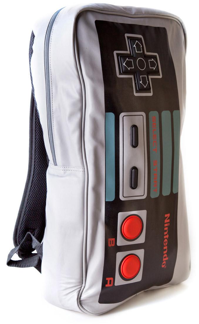 Рюкзак Nintendo: Big NES Controller