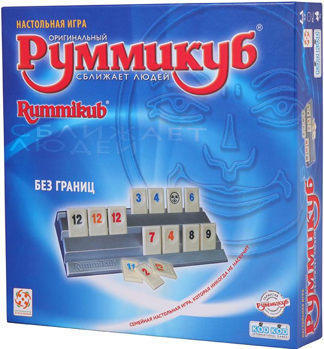Настольная игра Руммикуб: Без границ