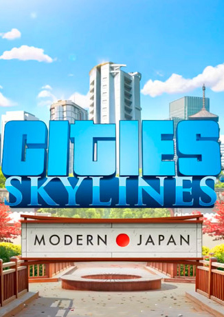 Cities: Skylines. Content Creator Pack: Modern Japan. Дополнение [PC, Цифровая версия] (Цифровая версия) фото