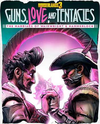 Borderlands 3. Guns, Love and Tentacles. Дополнение (для Epic Game Store) [PC, Цифровая версия] (Цифровая версия) фото