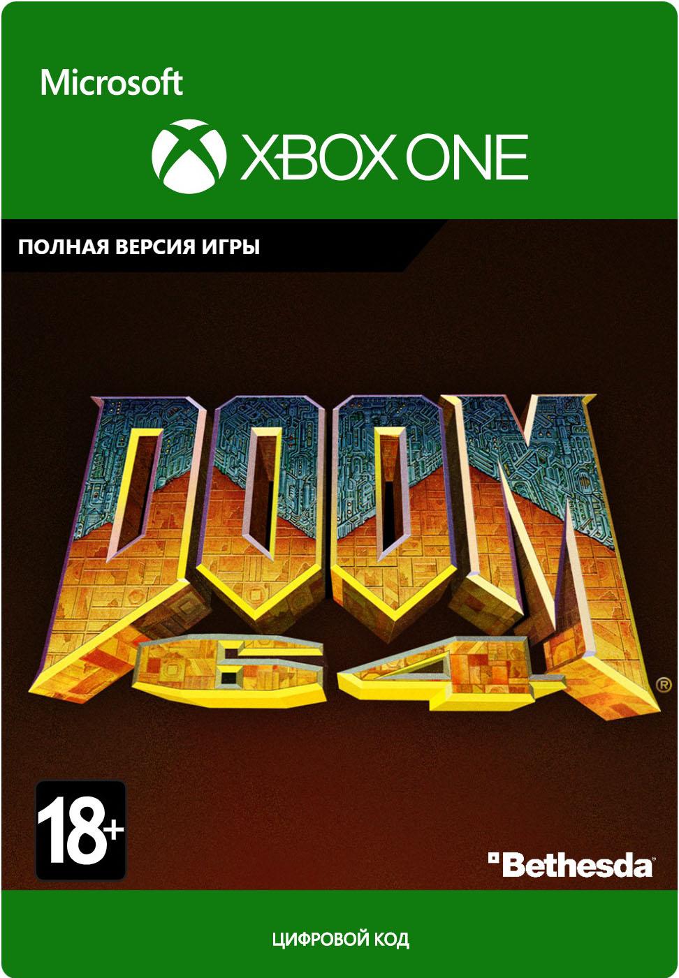 DOOM 64 [Xbox One, Цифровая версия] (Цифровая версия)