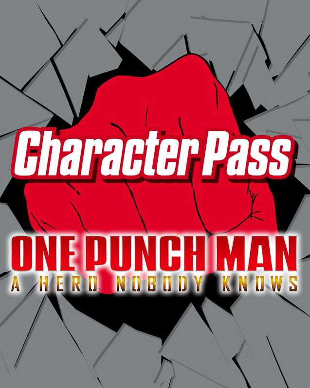 One Punch Man: A Hero Nobody Knows. Character Pass. Дополнение [PC, Цифровая версия] (Цифровая версия)