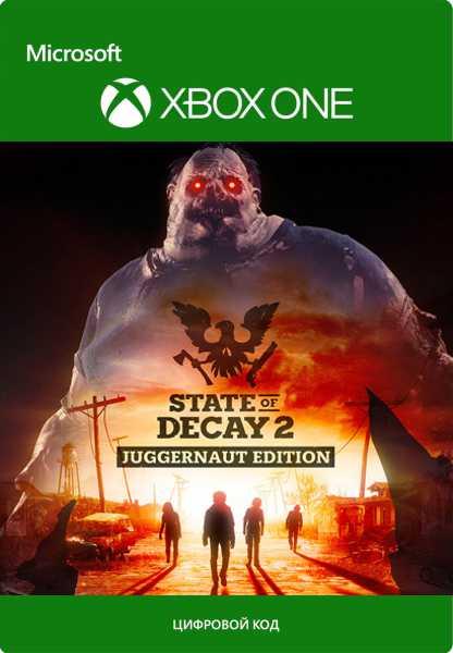 State of Decay 2. Juggernaut Edition [Xbox One, Цифровая версия] (Цифровая версия) фото