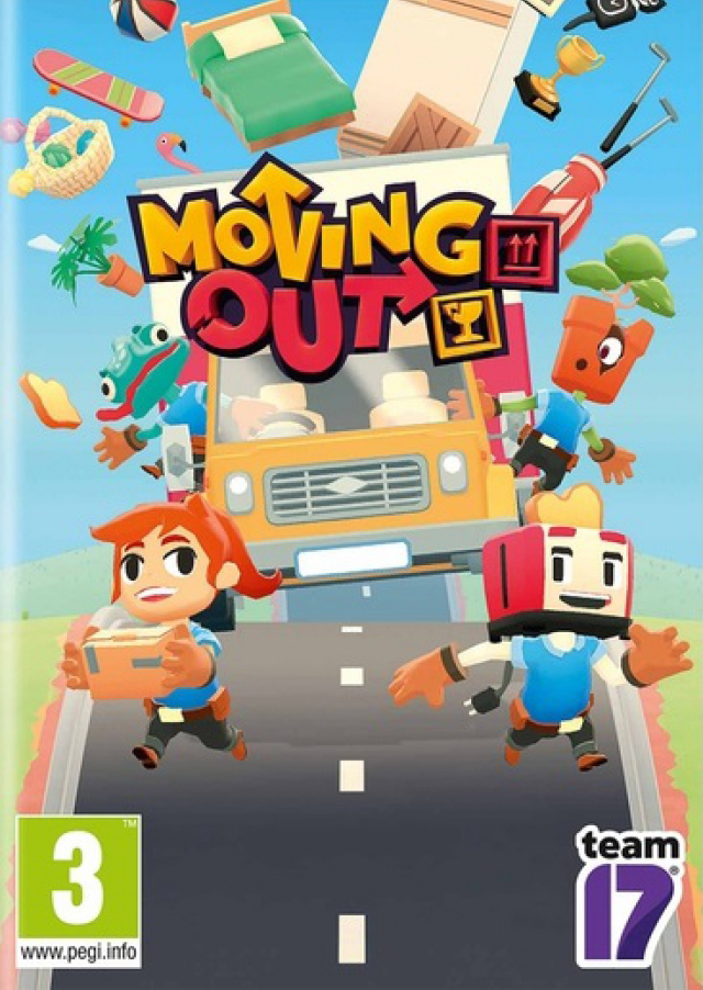 Moving Out [PC, Цифровая версия] (Цифровая версия) фото