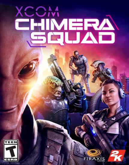 XCOM: Chimera Squad [PC, Цифровая версия] (Цифровая версия)