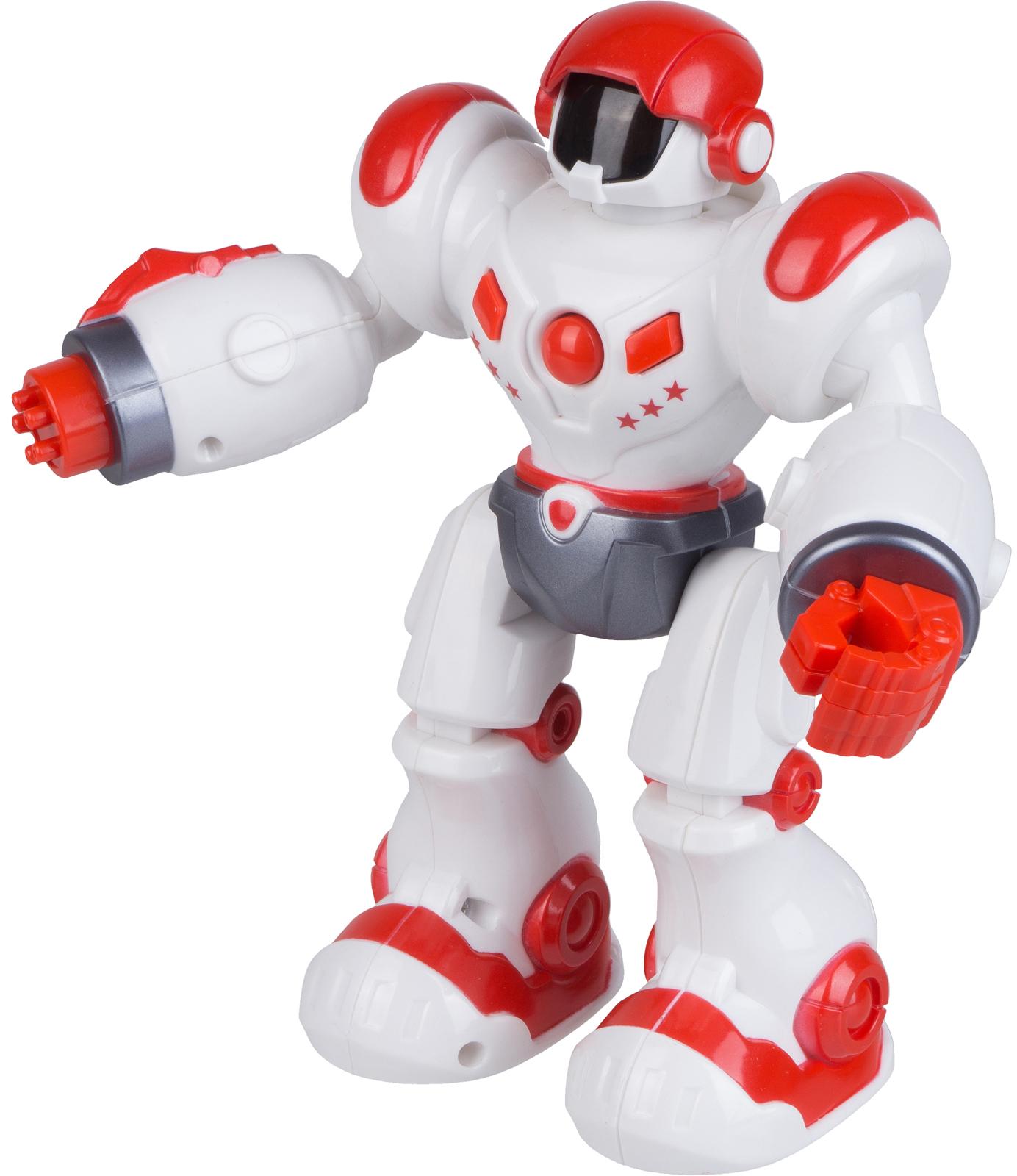 Интерактивный робот OptiBot (красный) (OTE0636461: OCIE) фото