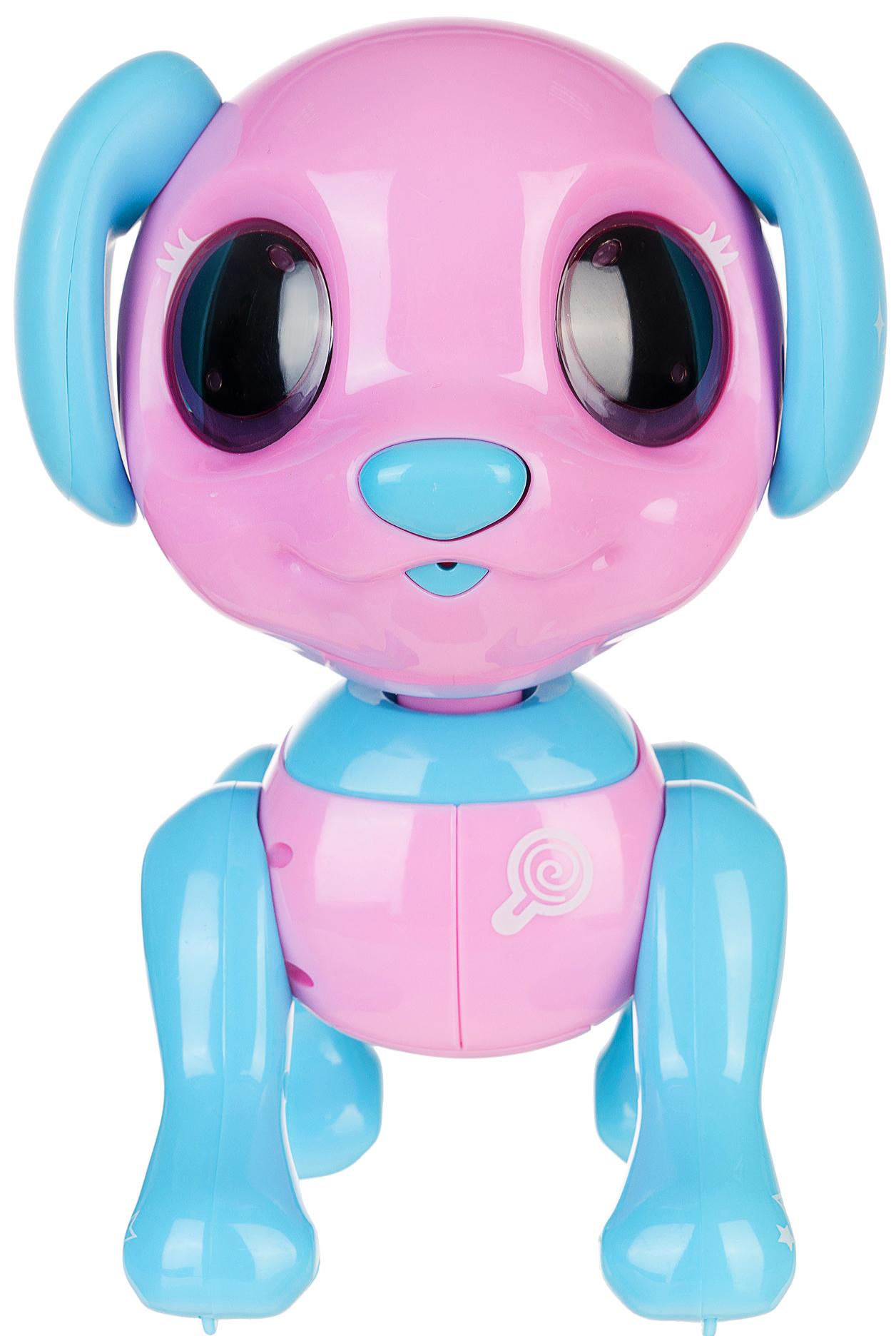 Интерактивная собака-робот (розовая) (OTC0875669: OCIE) недорого