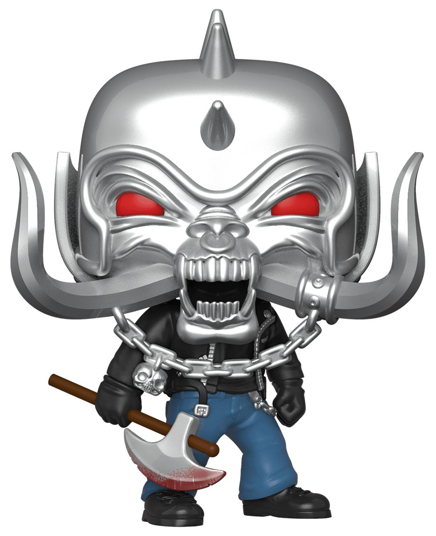 Фигурка Funko POP Rocks: Motorhead – Warpig (9,5 см)