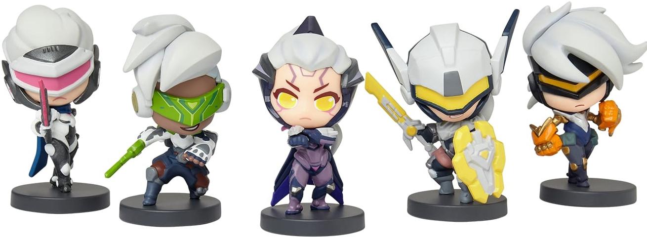 Набор фигурок League Of Legends – Project Team Minis 5-Pack недорого