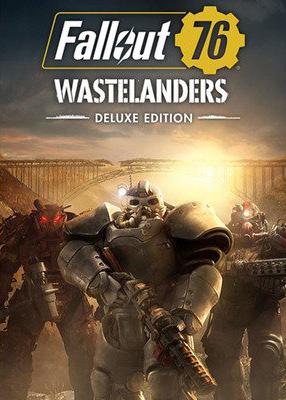 Fallout 76: Wastelanders. Deluxe Edition (Steam-версия) [PC, Цифровая версия] (Цифровая версия)
