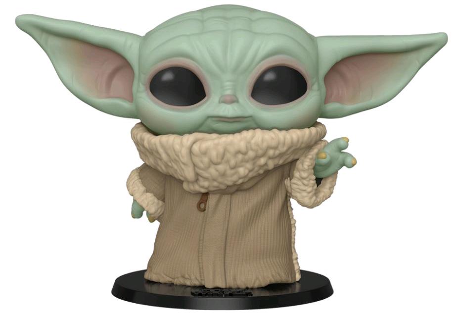 Фото - Фигурка Funko POP: Star Wars The Mandalorian – The Child Bobble-Head (25 см) фигурка funko pop star wars rise of skywalker – jannah bobble head 9 5 см