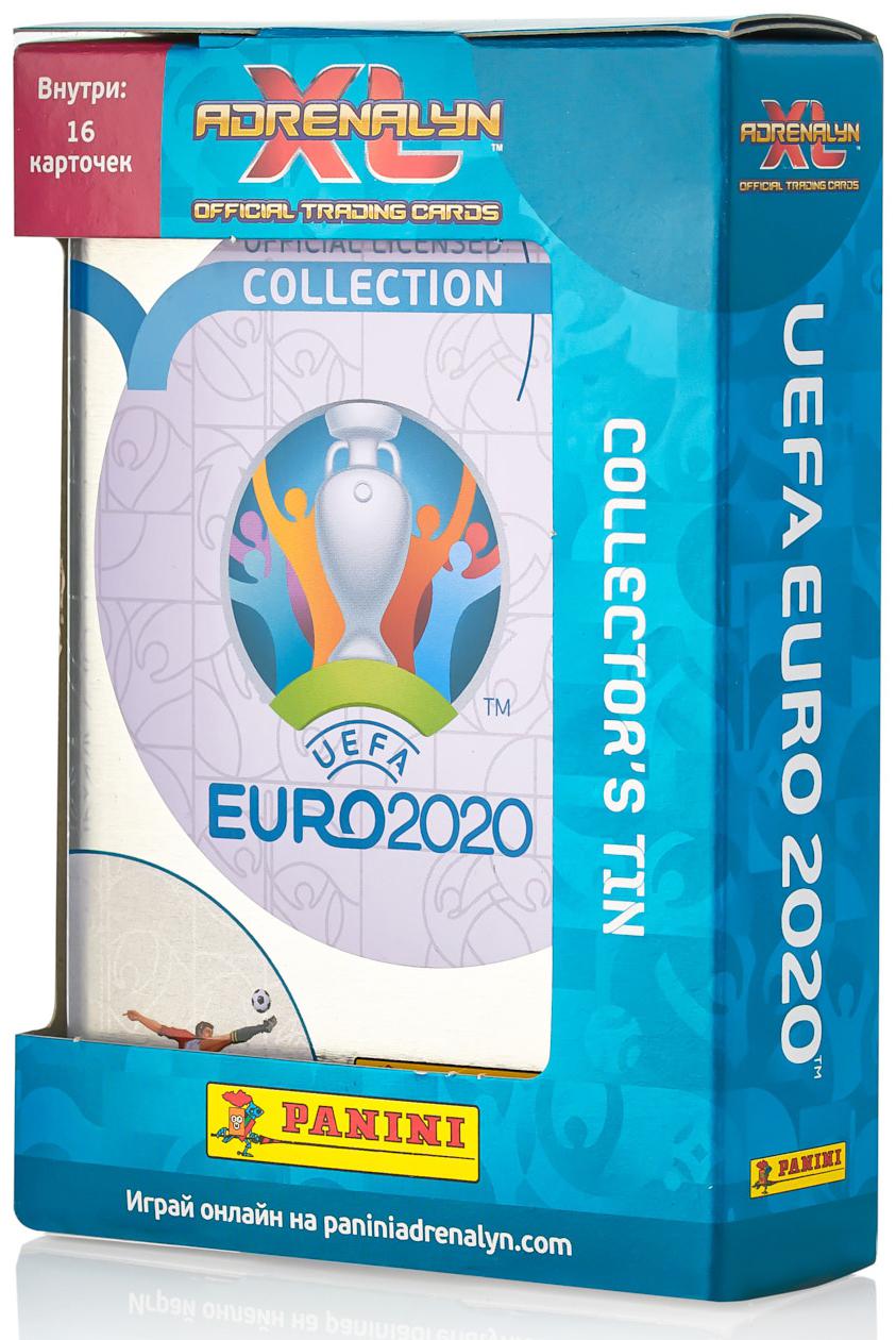 Подарочный набор карточек UEFA EURO 2020