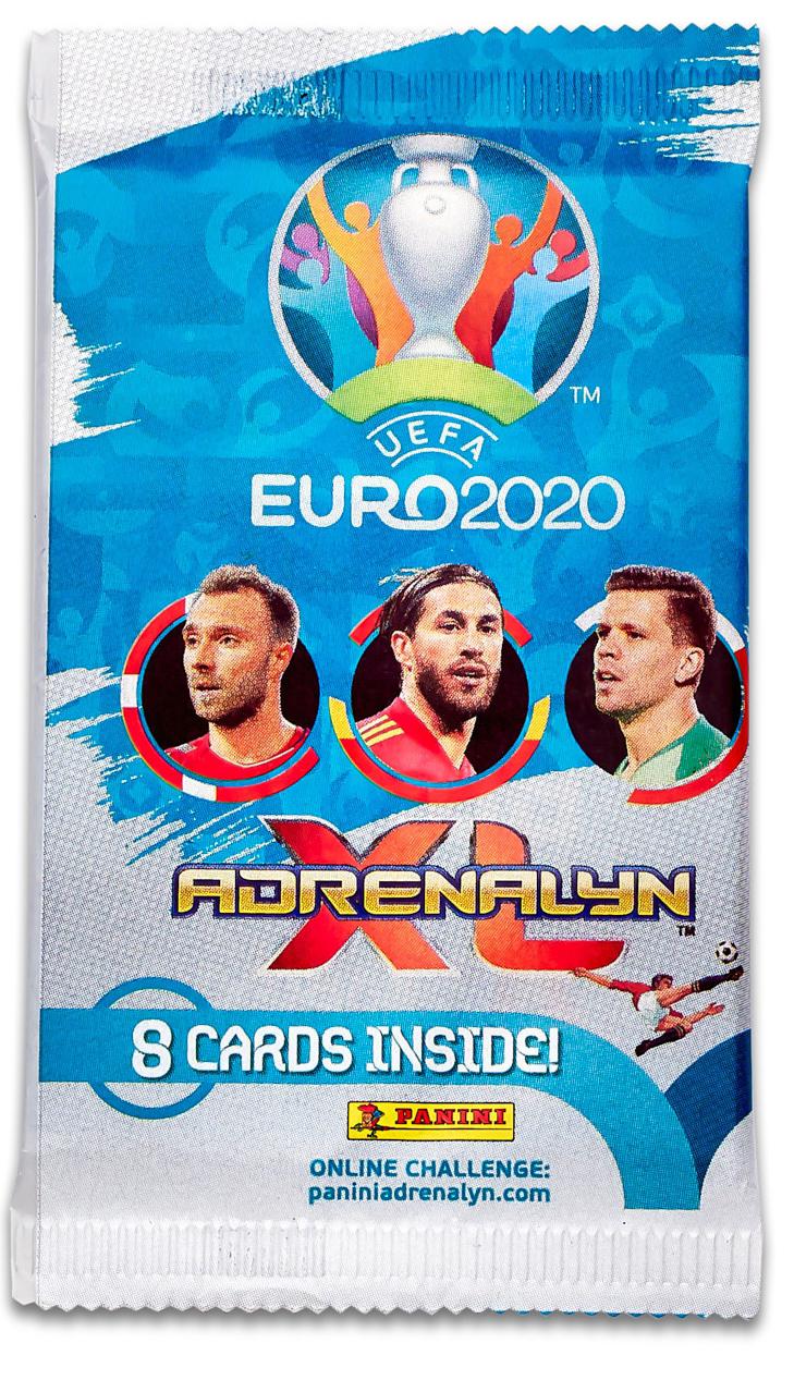 Набор карточек UEFA EURO 2020