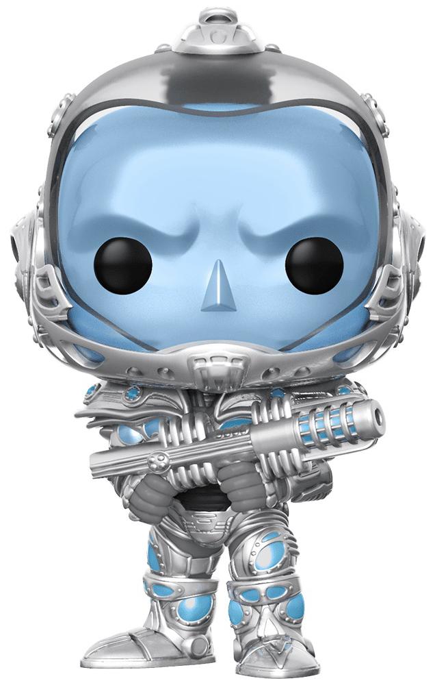 Фото - Фигурка Funko POP Heroes: Batman & Robin – Mr. Freeze (9,5 см) фигурка funko pop voltron вольтрон 37975
