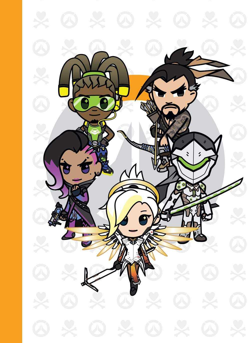 Блокнот Tokidoki & Overwatch: Heroes