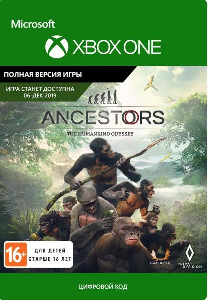 Ancestors: The Humankind Odyssey [Xbox One, Цифровая версия] (Цифровая версия)