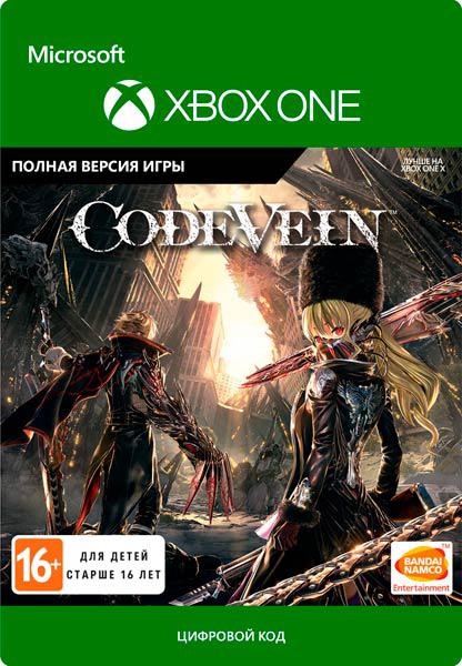 Code Vein [Xbox One, Цифровая версия] (Цифровая версия) недорого