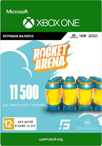 Rocket Arena: 11500 Rocket Fuel [Xbox One, Цифровая версия] (Цифровая версия)