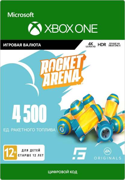 Rocket Arena: 4500 Rocket Fuel [Xbox One, Цифровая версия] (Цифровая версия)