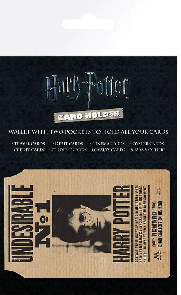 Кошелёк-картхолдер Harry Potter: Undesirable No 1 кошелёк картхолдер harry potter undesirable no 1