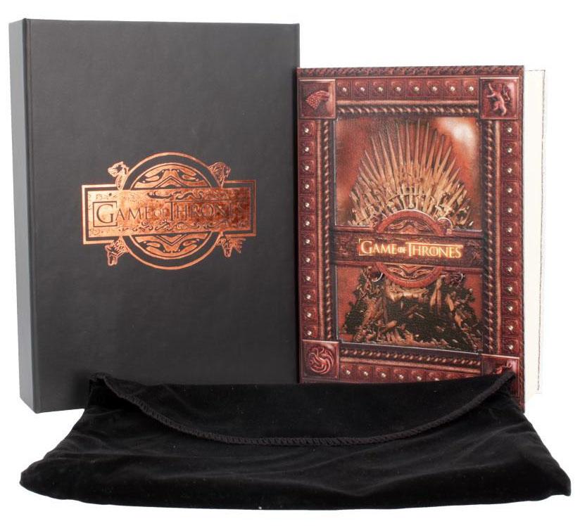 Блокнот Game Of Thrones: Iron Throne (Малый)
