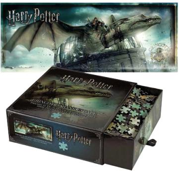 Пазлы Harry Potter: Gringotts Bank Escape шашки harry potter gringotts bank
