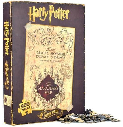 Пазл Harry Potter: The Marauders Map (500 элементов) пазл harry potter the marauders map 500 элементов