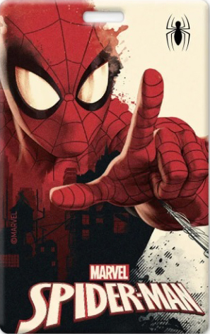 Кардхолдер Марвел: Человек-Паук / Marvel: Spider-Man 1