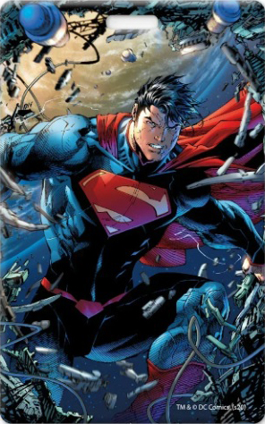 Кардхолдер ДС: Супермен / DC: Superman