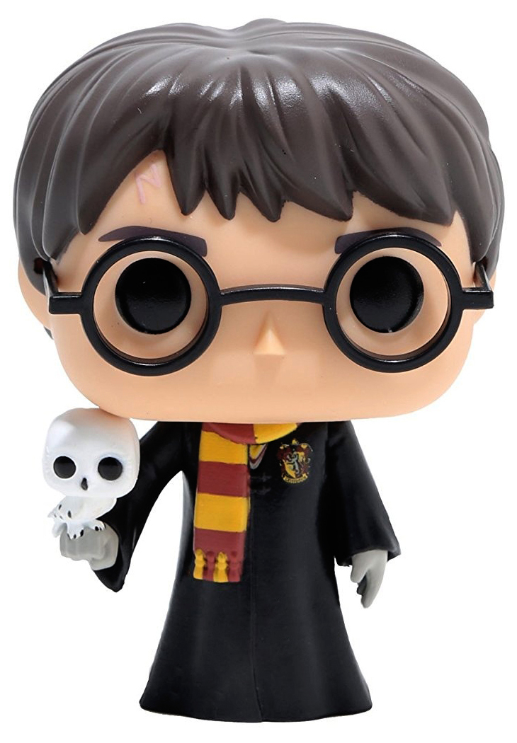 Фигурка Funko POP: Harry Potter – Harry Potter With Hedwig (45 см) мягкая игрушка harry potter mandrake