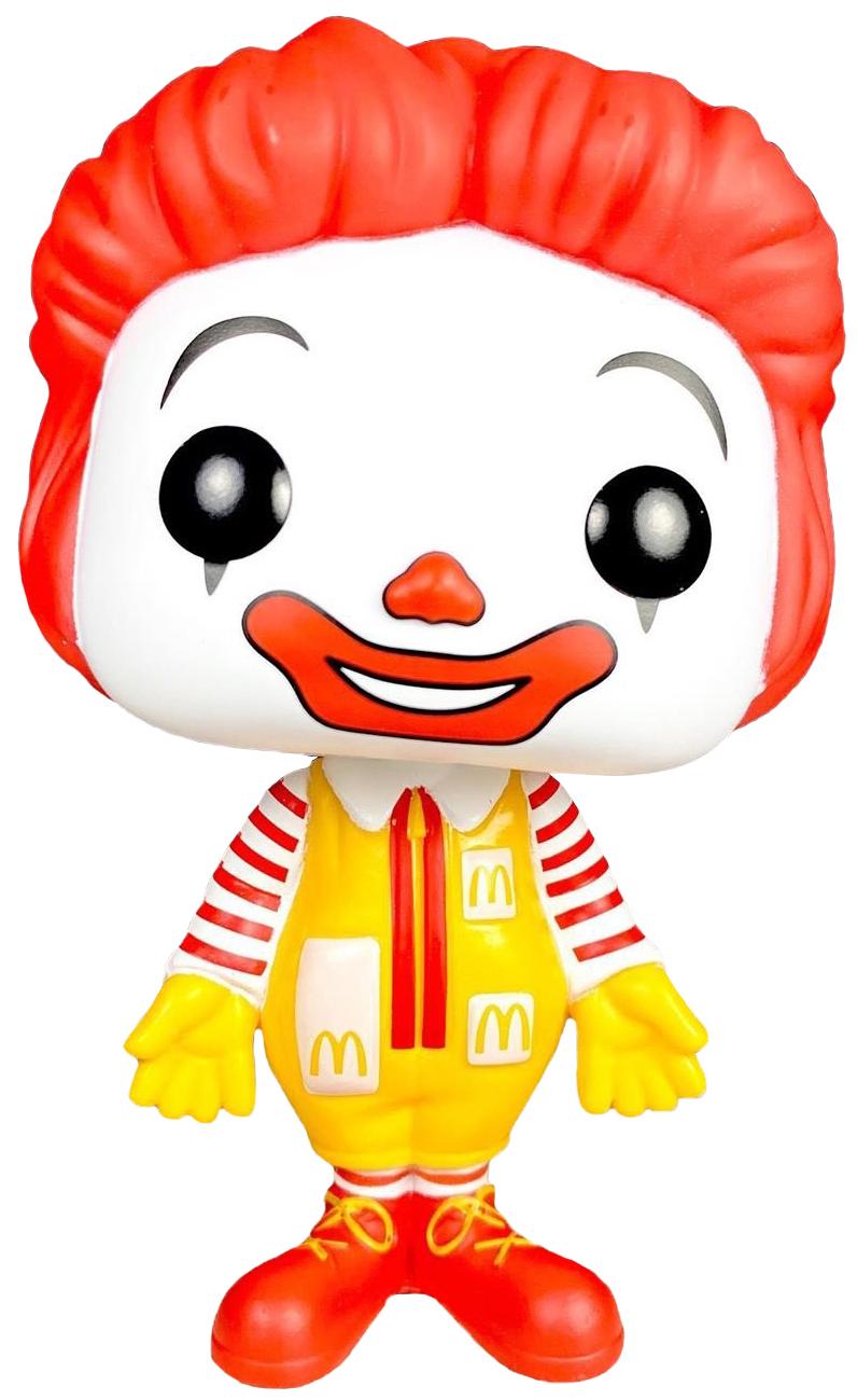 Фото - Фигурка Funko POP Ad Icons: McDonald`s – Ronald McDonald (9,5 см) gregory mcdonald flynn