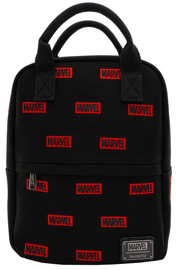 Рюкзак Marvel: Logo All Over Print Canvas Mini