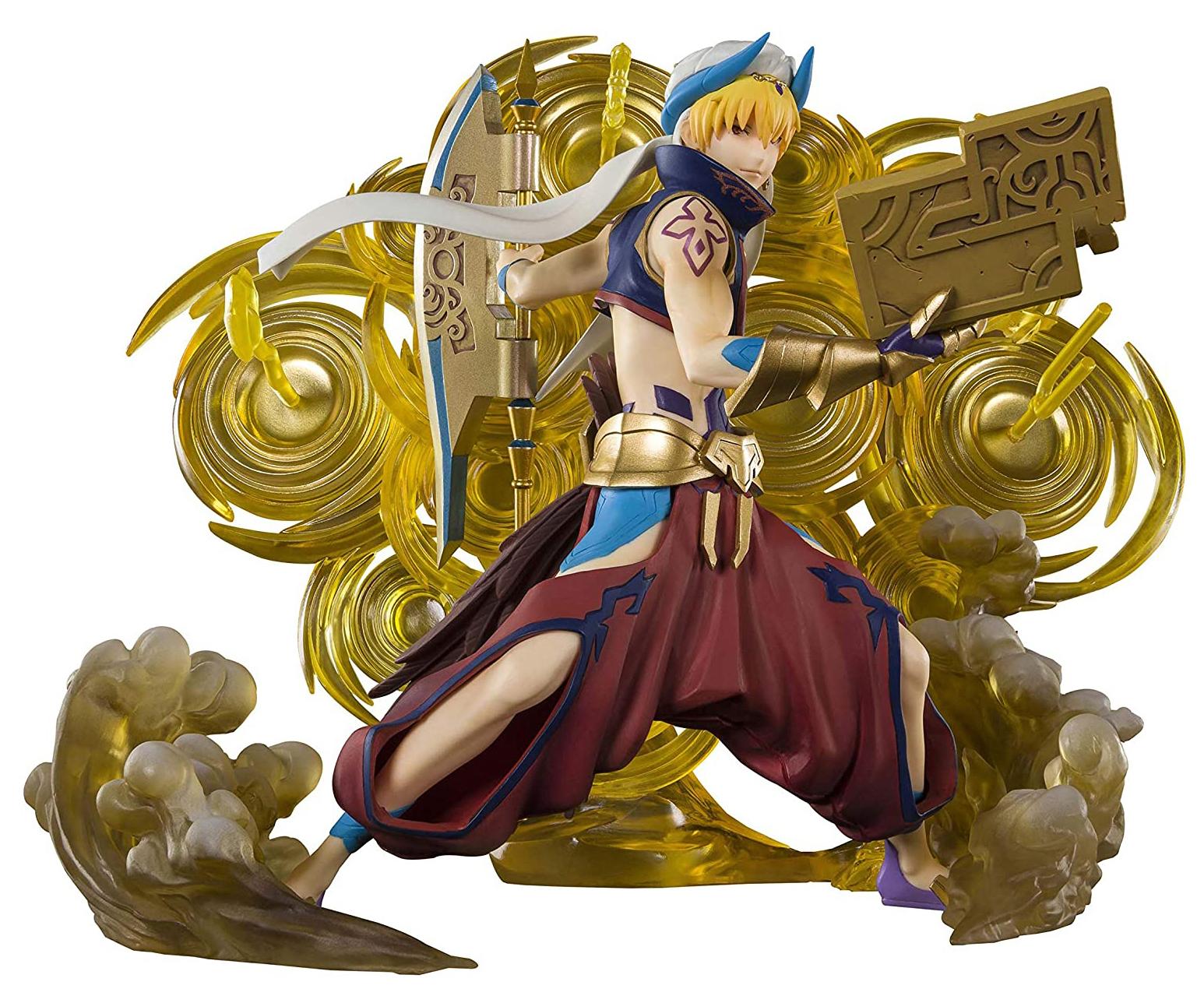 Фигурка Fate/Grand Order: Absolute Demonic Battlefront – Babylonia Gilgamesh Figuarts ZERO (21см)