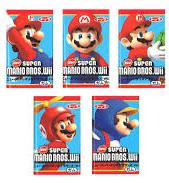 Жевательная резинка Super Mario