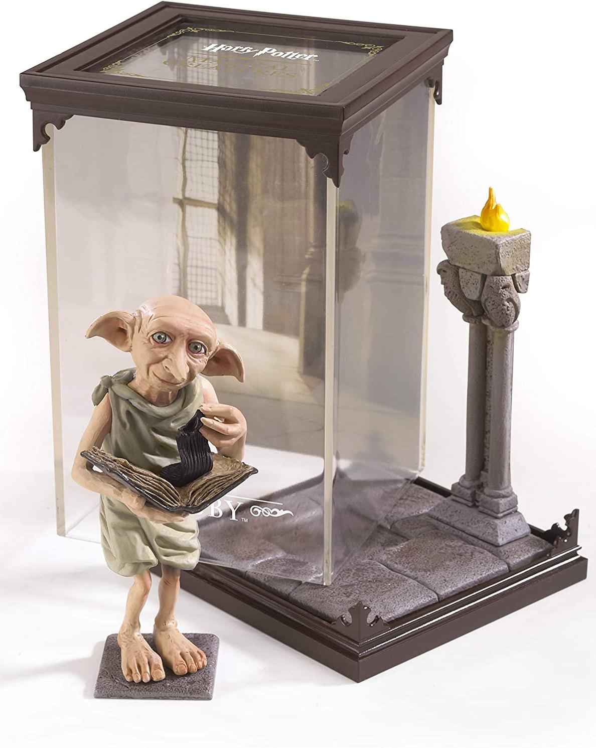 Фигурка Harry Potter: Dobby Magical Creatures (18,5см) фигурка harry potter fawkes the phoenix magical creatures 18 5 см