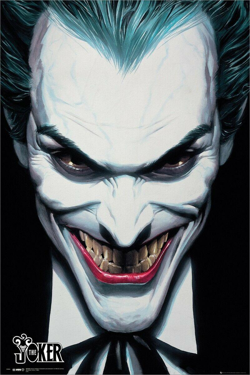 Постер DC Comics: Joker