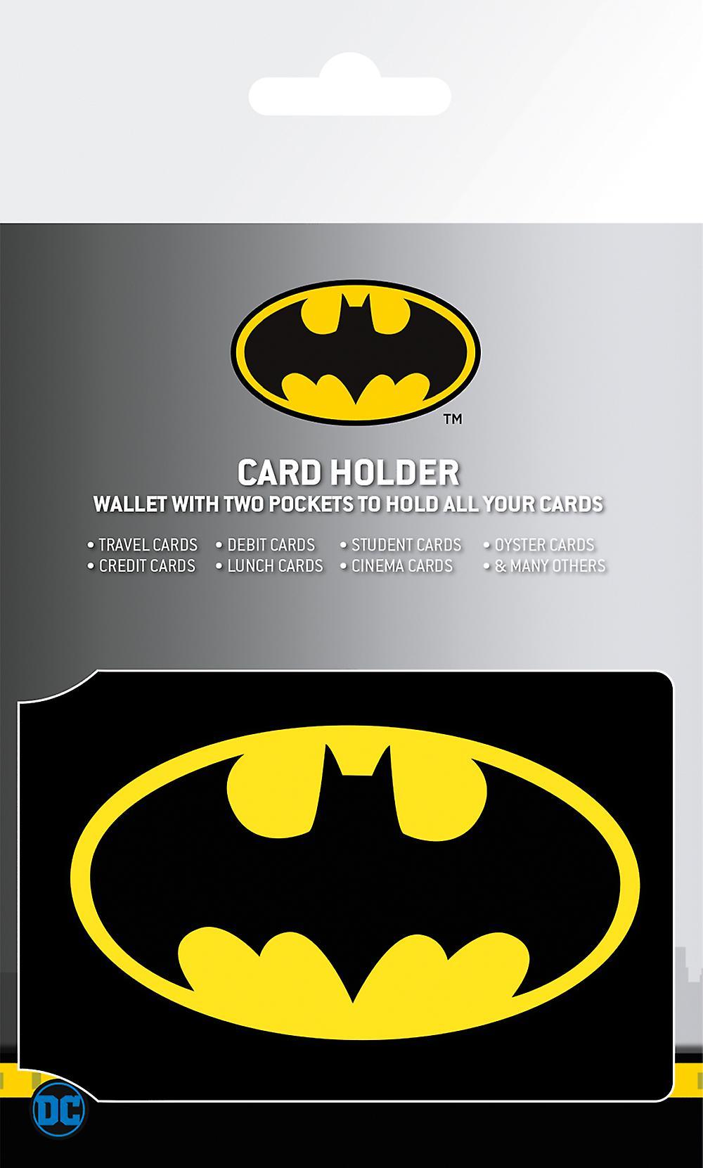 Кошелёк-кардхолдер DC Comics: Batman Logo