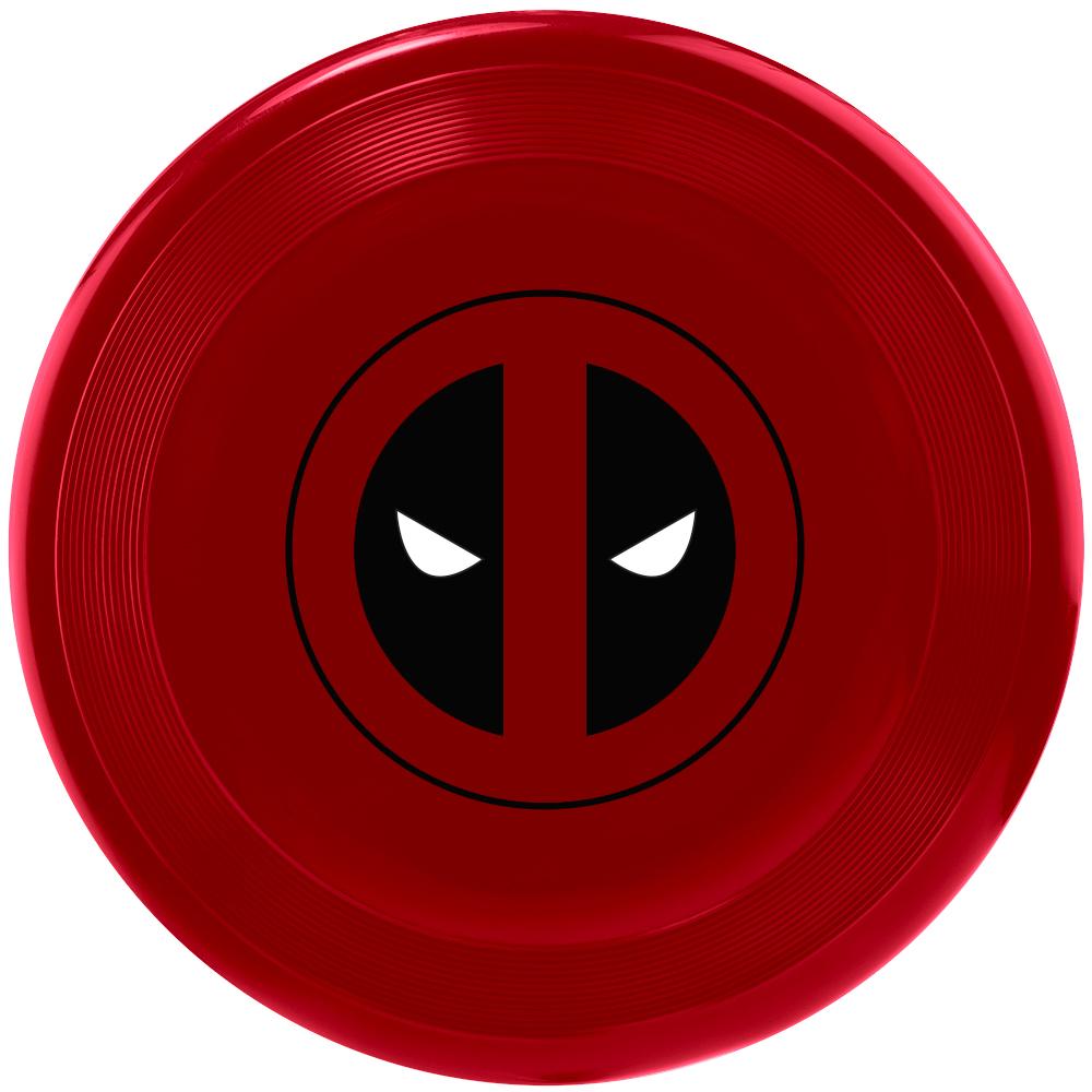 Фрисби Deadpool / Дэдпул Красный