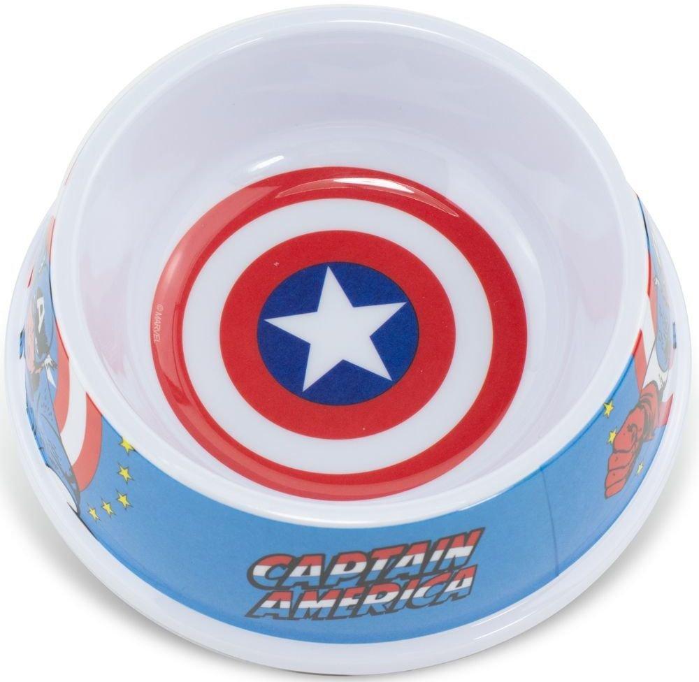 Миска для животных Captain America / Капитан Америка Мультицвет
