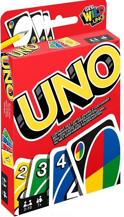 Фото - Настольная игра Uno настольная игра уно дисплей uno