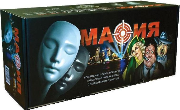 Настольная игра Мафия: Подарочный набор