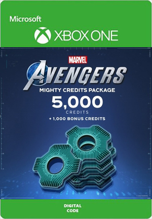 bendis cho mighty avengers 4 Marvel's Avengers. Mighty Credits Package [Xbox One, Цифровая версия] (Цифровая версия)